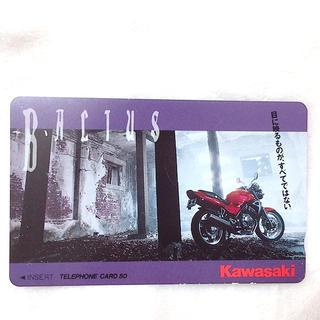カワサキ(カワサキ)のKawasakiバイク テレフォンカード(その他)