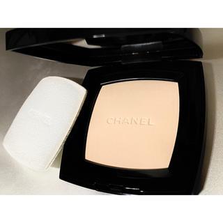 CHANEL - 【CHANEL】プードゥル ユニヴェルセル コンパクト 20 フェイスパウダー