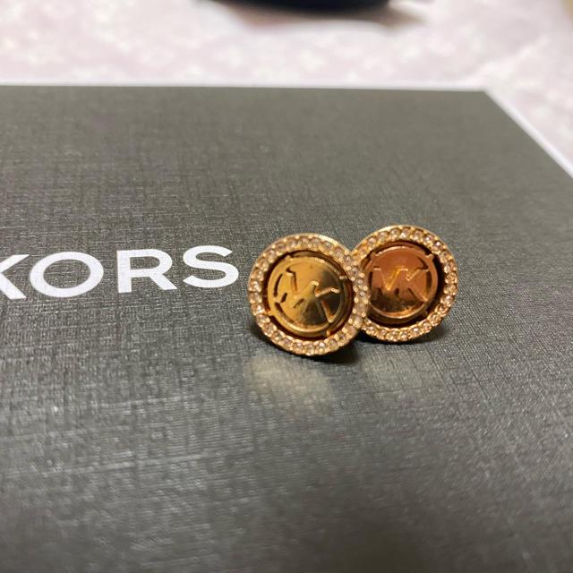 Michael Kors(マイケルコース)の[期間限定値下げ]MICHEAL KORS  ピアス  レディースのアクセサリー(ピアス)の商品写真