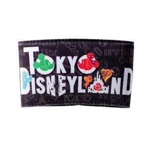 ディズニー(Disney)のラクマ最安!ディズニーランド【新エリアロゴ スーベニアスリーブ】(キャラクターグッズ)