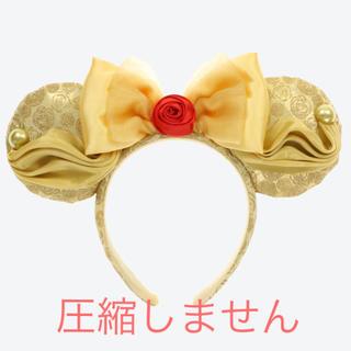 ディズニー(Disney)のラス1!ラクマ最安値!ディズニーリゾート【ベル カチューシャ】(キャラクターグッズ)