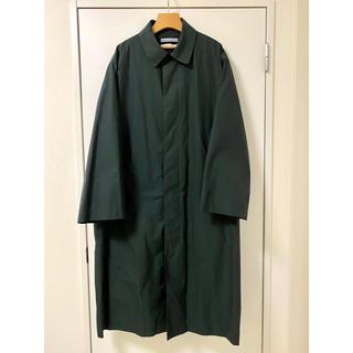 コモリ(COMOLI)のcristaseya 20ss japanese cotton overcoat(トレンチコート)
