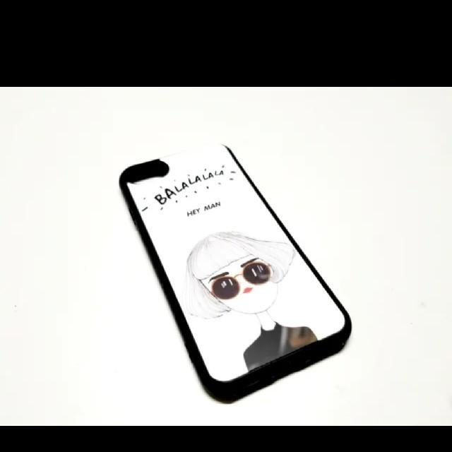 送料無料 iPhoneSE2 iPhone7 iPhone8 iPhoneケース スマホ/家電/カメラのスマホアクセサリー(iPhoneケース)の商品写真
