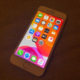 アイフォーン(iPhone)のiPhone7♡128GB(携帯電話本体)