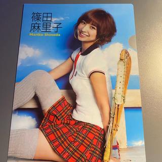AKB48 - AKB48 篠田麻里子 クリアファイル