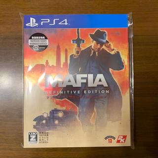 プレイステーション4(PlayStation4)のねね様専用マフィア コンプリート・エディション PS4 特典未使用(家庭用ゲームソフト)
