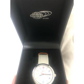 ビームス(BEAMS)のBEAMS 腕時計(腕時計)