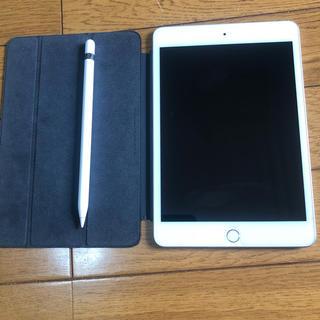 iPad - iPad mini 第五世代(最新モデル) Apple  pencil つき