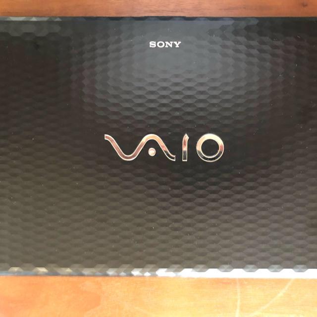 SONY(ソニー)のSONY vaio ノートPC win10適用 Blu-ray webカメラ付き スマホ/家電/カメラのPC/タブレット(ノートPC)の商品写真