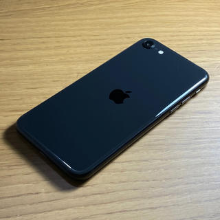 iPhone - iPhone SE2 256gb SIMフリー バッテリー100%