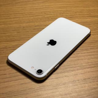 iPhone - iPhone SE2 256gb SIMフリー バッテリー100%