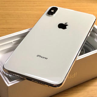 iPhone - iPhone Xs Max 256gb SIMフリー バッテリー100%