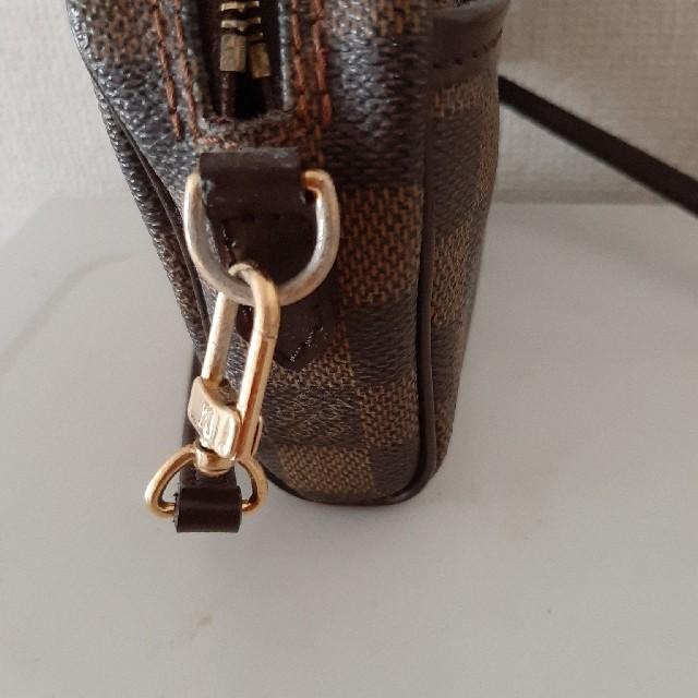 LOUIS VUITTON(ルイヴィトン)のルイヴィトン ダミエ ショルダーバッグ 値下げ レディースのバッグ(ショルダーバッグ)の商品写真