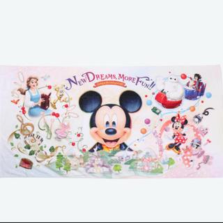 Disney - 新エリア バスタオル