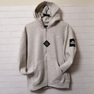 THE NORTH FACE - 【新品】THE NORTH FACE SQUARE LOGO FULLZIP L
