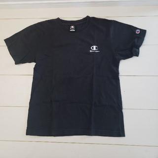 チャンピオン(Champion)のチャンピオン Champion☆Tシャツ☆子供用 150サイズ☆黒(Tシャツ/カットソー)