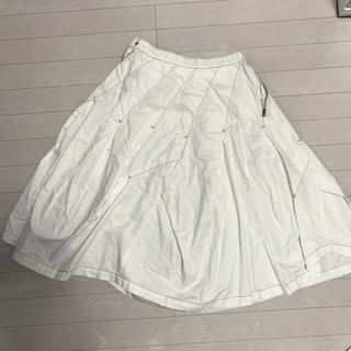 メルシーボークー(mercibeaucoup)のメルシーボークー スカート(ひざ丈スカート)