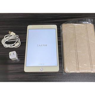 iPad - 美品iPad mini4 WiFi+Cellular(ソフトバンク) 64GB