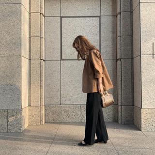 TODAYFUL - louren ノーカラージャケット