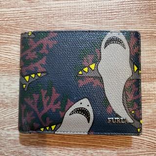 フルラ(Furla)のレア!FURLA サメ デザイン 財布(折り財布)
