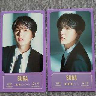 BTS BANGBANGCON【SUGA】メッセージフォト