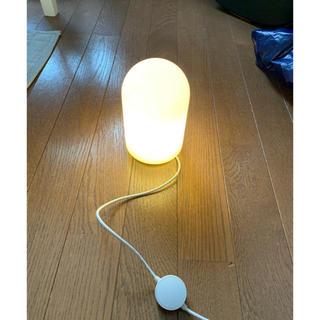 ムジルシリョウヒン(MUJI (無印良品))の無印良品 LED ルームライト(フロアスタンド)