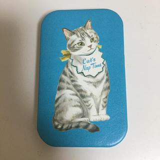 アフタヌーンティー(AfternoonTea)のアフターヌーンティ 猫柄 コンパクトミラー(ミラー)