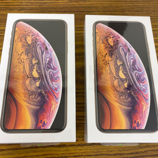iPhone - iPhone XS 256GB SIMフリー 未開封