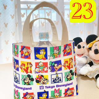 Disney - 23ディズニーミニトート