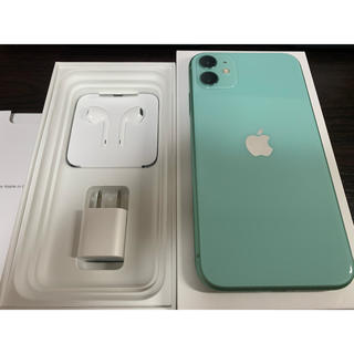 iPhone - IPHONE 11 128GB SIMフリー超美品