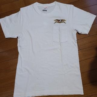 Supreme - シュプリーム tシャツ anti hero