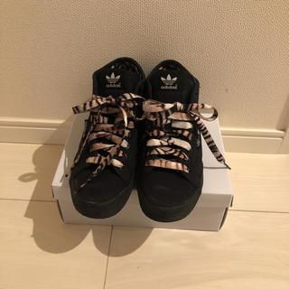 adidas - adidas♡アディダス♡スニーカー 23.5cm