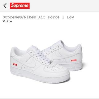 Supreme - Supreme®/Nike® Air Force 1 Low