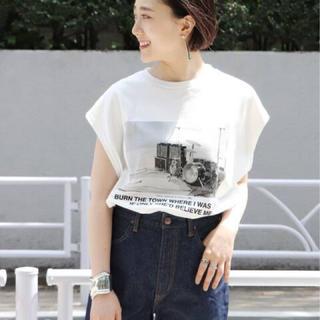 Plage - 【新品タグ付】plage  プラージュ オーバーTシャツ
