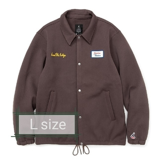 Lsize UNION JORDAN COACHES JACKET
