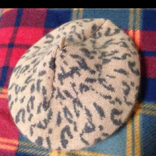 スナイデル(snidel)のスナイデル ベレー帽 新品(ハンチング/ベレー帽)