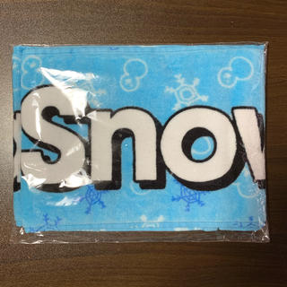 Johnny's - Snow Man タオル