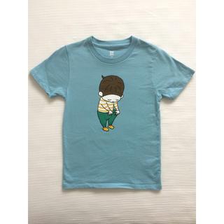 Graniph - グラニフ  ヨシタケシンスケ おしっこちょっぴりもれたろう Tシャツ 130cm