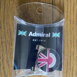 アドミラル(Admiral)のゴルフマーカー アドミラル 新品(その他)