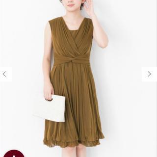 アーバンリサーチ(URBAN RESEARCH)のアーバンリサーチ ドレス ワンピース 結婚式 値下しましたよろしくお願いします(ミディアムドレス)