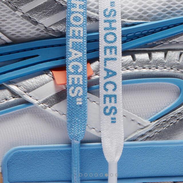 NIKE(ナイキ)のラバー ダンク NIKE X OFF WHITE AIR RUBBER DUNK メンズの靴/シューズ(スニーカー)の商品写真