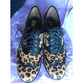 アナスイ(ANNA SUI)のアナスイシューズ(ローファー/革靴)