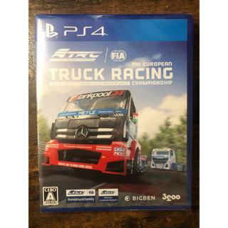 PlayStation4 - FIA ヨーロピアン・トラックレーシング・チャンピオンシップ PS4