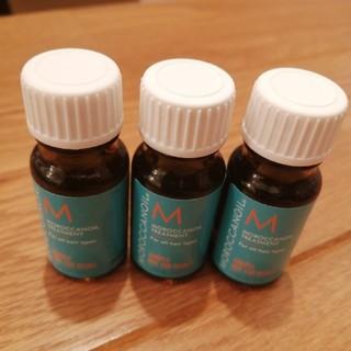 モロッカンオイル(Moroccan oil)のモロッカンオイル 10ml 3本セット(オイル/美容液)