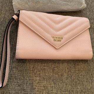 ヴィクトリアズシークレット(Victoria's Secret)の財布バッグ(クラッチバッグ)