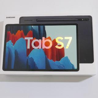 SAMSUNG - Samsung Galaxy Tab S7 SM-T870 WiFi ブラック