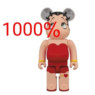 メディコムトイ(MEDICOM TOY)のBE@RBRICK Betty Boop (TM) 1000%(その他)
