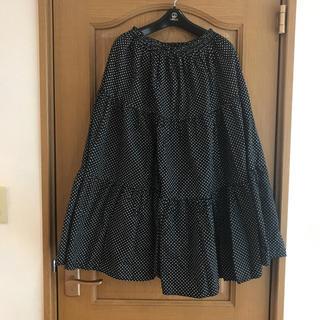 ロックマウント(ROCKMOUNT)のRockmount Ranch Wear ドット スカート(ロングスカート)