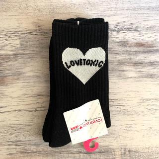 lovetoxic - Lovetoxic 靴下(22~25cm)
