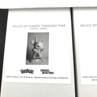 メディコムトイ(MEDICOM TOY)の【Daniel Arsham × Pokémon 】ポスター2枚セット(ポスター)